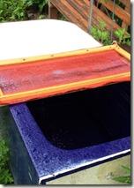 リサイクル浴槽利用